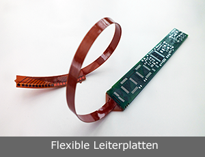 Flexible Leiterplatten